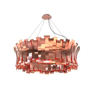 Covet Paris Etta Round Chandelier For Sale