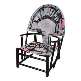 Exclusive Chair by Galerie Gaudium and Narouz Moltzer, Netherlands 2017