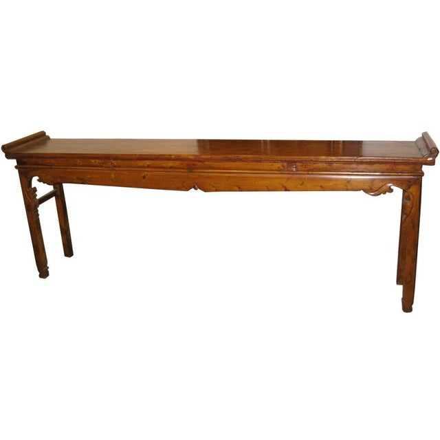 Chinese Antique Altar Table - Image 2 of 3