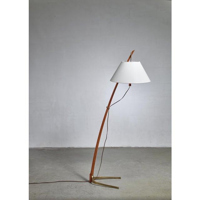 Kalmar Dornstab Floor Lamp, Austria, 1940s For Sale - Image 6 of 6