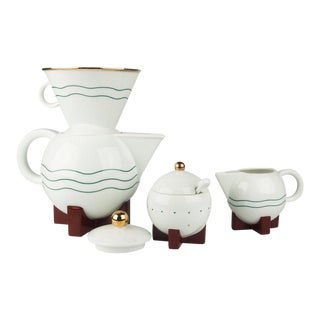 Little Dripper Coffee Set by Michael Graves for Swid Powell, USA, 1987