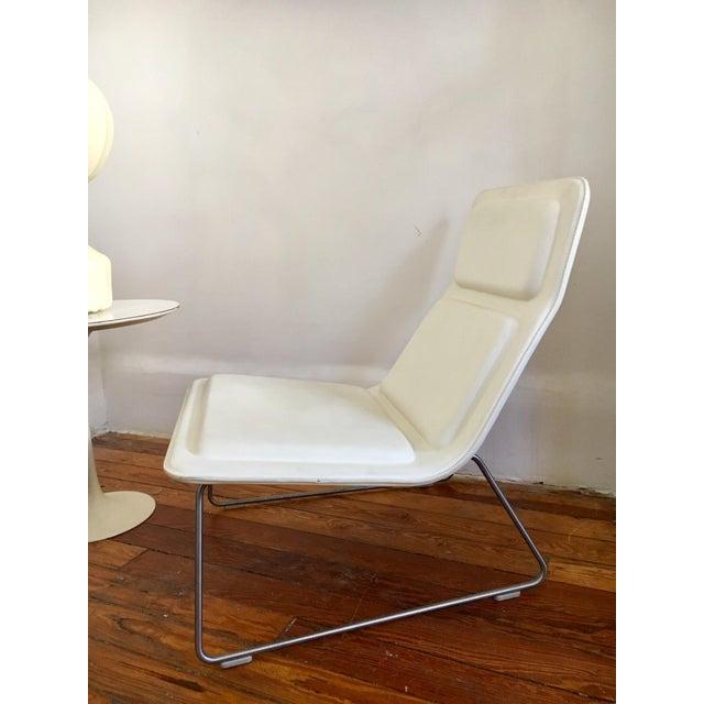 Jasper morrison cappellini low pad lounge chair tom dixon for Plywood chair morrison
