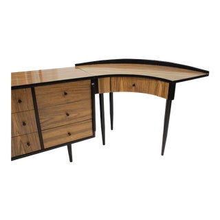 Kent Coffey Teakway Desk For Sale