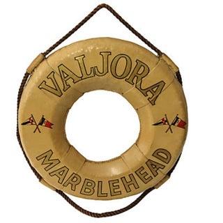 Valjora Marblehead Life Ring
