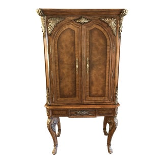 Jeffco Curio Cabinet / Armoire For Sale