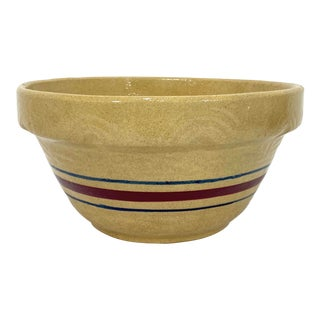 Roseville Earthenware Pottery Bowl For Sale