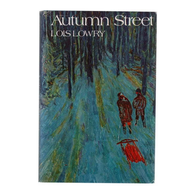 """Booth & Williams 1980 """"Autumn Street"""" Collectible Book For Sale - Image 4 of 4"""