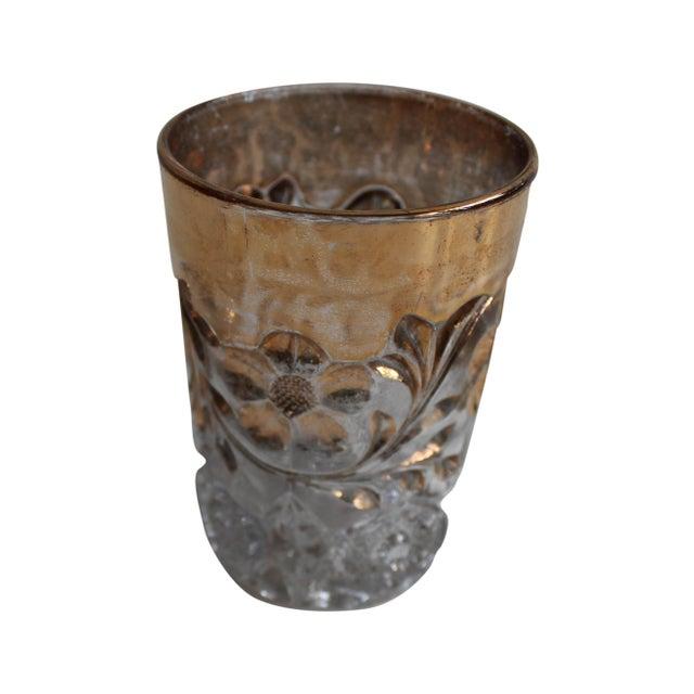 Vintage Prescut Gold Rimmed Glasses - Set of 4 For Sale - Image 4 of 7