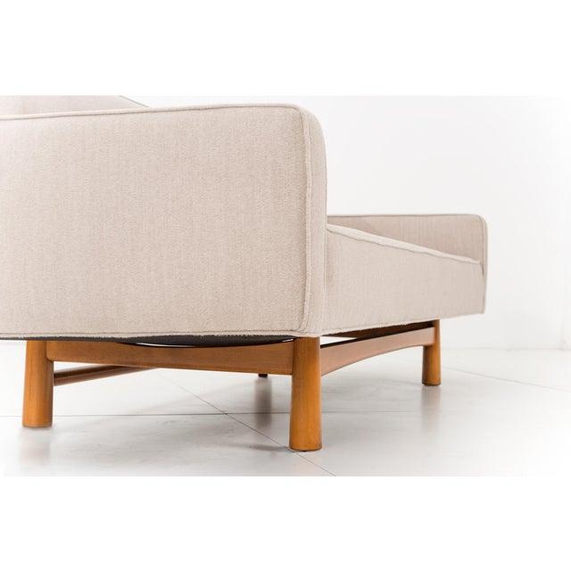 Edward Wormley Gondola Style Sofa for Dunbar For Sale - Image 10 of 11