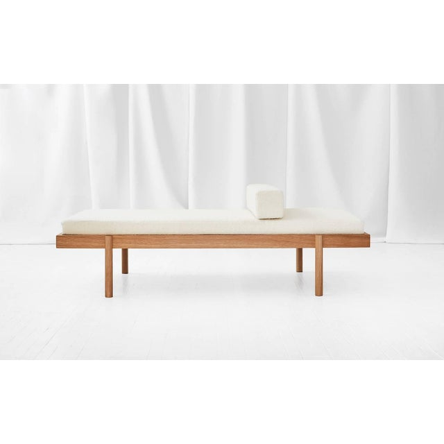 The WC2 daybed from ASH NYC is an exercise in simplicity. The hand-turned legs join seamlessly with the frame to create an...