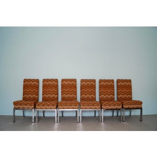 Set of 6 Mid-Century Modern Milo Baughman Dining Chairs Preview