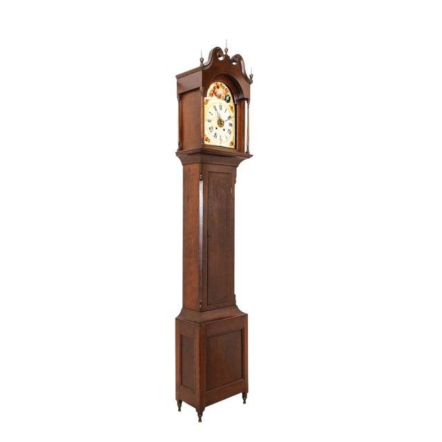 Antique Long Case Clock For Sale