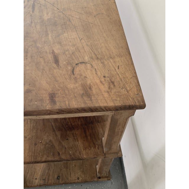 Late 19th Century Late 19th Century French Draper Table For Sale - Image 5 of 12