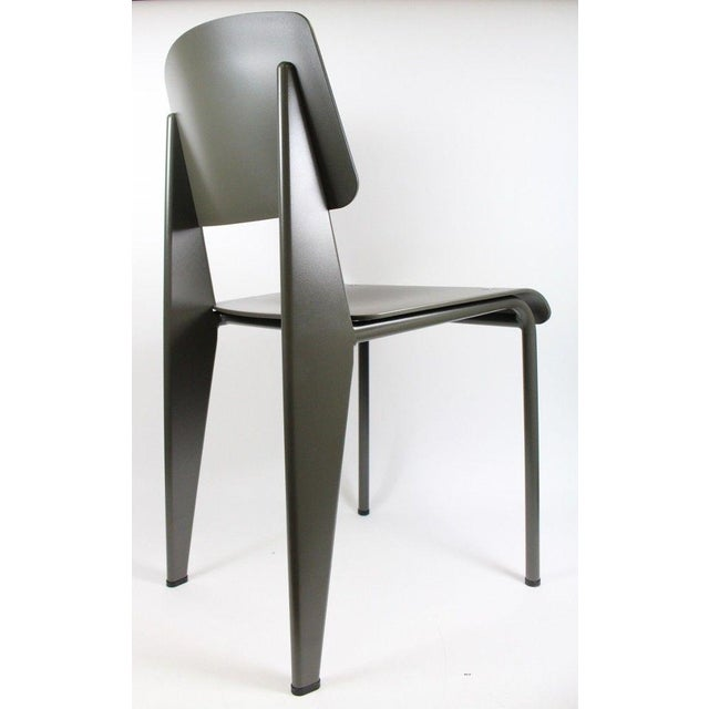 Vitra Jean Prouve Standard SP Chair For Sale - Image 4 of 11