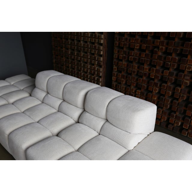 "Patricia Urquiola "" Tufty-Time "" Sofa for B&b Italia Circa 2005 For Sale - Image 11 of 12"