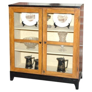 Biedeimeir Two Door Cabinet For Sale