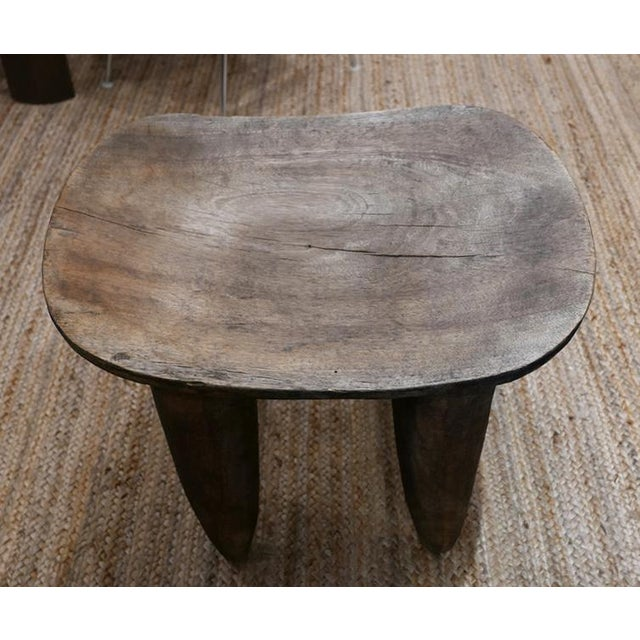 African African Senufo Style Stool For Sale - Image 3 of 7