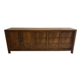20th Century Chinoiserie Michael Taylor for Baker Far East Collection Sideboard For Sale