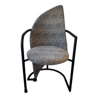 Cal-Style Postmodern Desk Chair For Sale