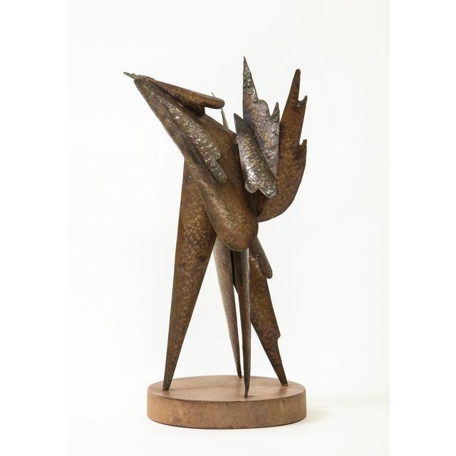 Homer Gunn Brutalist Sculpture For Sale - Image 12 of 12