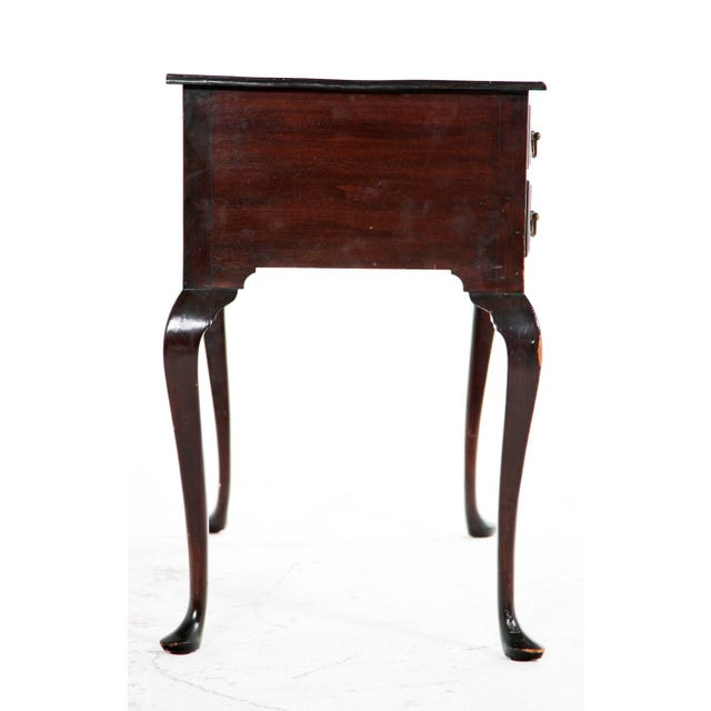 English Traditional Early 19th Century English Georgian Low Boy For Sale - Image 3 of 6