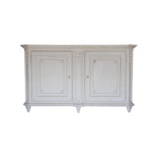 Aria Buffet in Swedish Grey For Sale