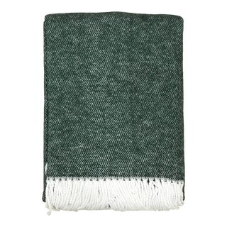 Matouk Jade Pezzo Throw, Portugal For Sale