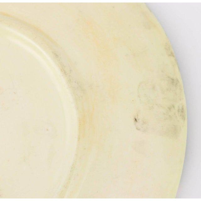 Dodie Thayer Lettuce Side Plates - a Pair For Sale In New York - Image 6 of 11
