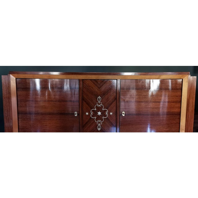 Wood 20th Century French Sideboard For Sale - Image 7 of 12