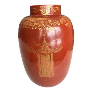 Mottahedeh Design Vase For Sale