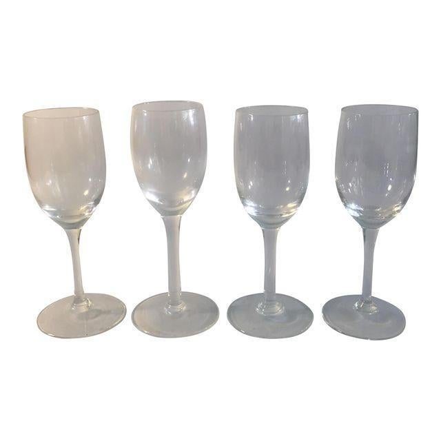 Flute Glasses - Set of 4 - Image 3 of 6