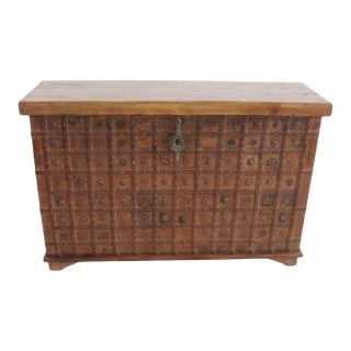 Vintage Dowry Chest/Trunk