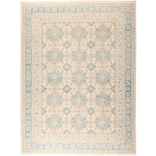 "Marrah, Khotan Area Rug - 9' 3"" X 12' 2"" For Sale"