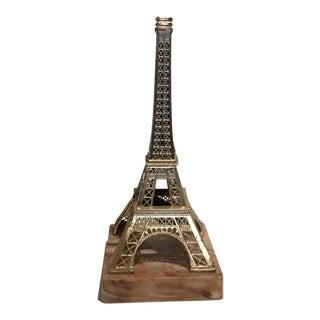 French Eiffel Tower Souvenir Lamp