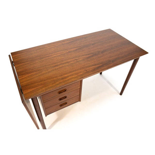 Arne Vodder for H. Sigh & Sons Drop-Leaf Desk - Image 3 of 8