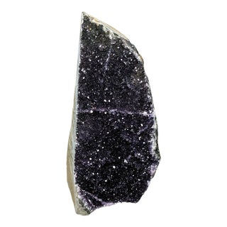 Black Amethyst Point Specimen For Sale