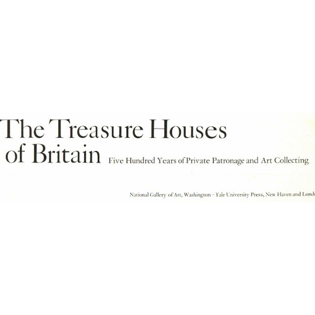 Traditional The Treasure Houses of Britain For Sale - Image 3 of 5