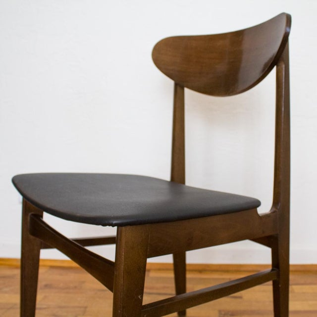 Plastic Yugoslavia Mid-Century Dining Chair For Sale - Image 7 of 10