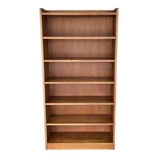 Classic Stickley Mission Oak Bookshelf