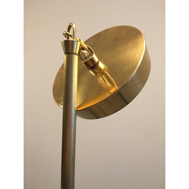 Jonathan Adler Meurice Brass Chandelier - Image 4 of 6