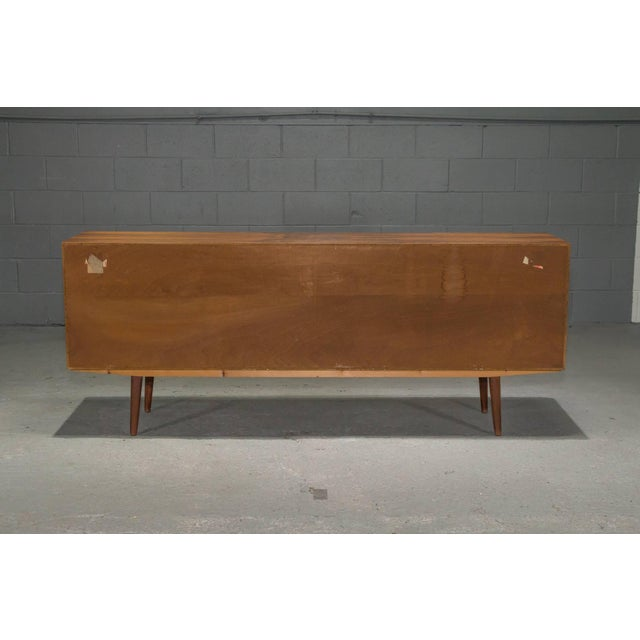 Mid-Century Modern Danish Modern Rosewood Sideboard For Sale - Image 3 of 10