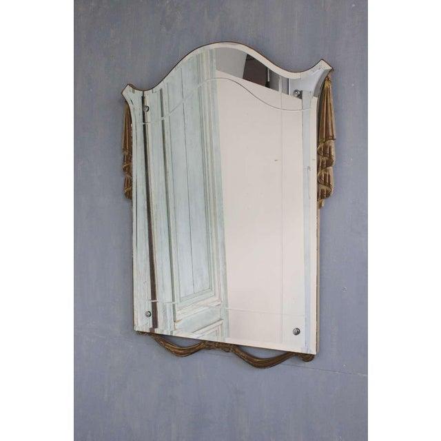 1940s Beautiful Italian Mirror For Sale - Image 5 of 10