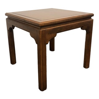 Ethan Allen Chinoiserie End Side Accent Table 2 For Sale