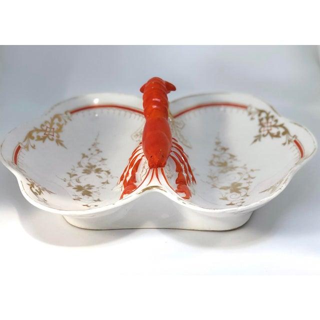 Lobster Faïence Serving Platter For Sale - Image 12 of 12