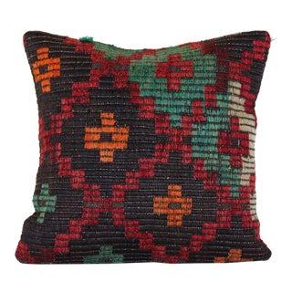 Vintage Handmade Kilim Rug Pillow