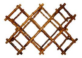 Image of English Wine Racks