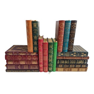Greatest Stories Collection by Easton Press - Set of 19 For Sale