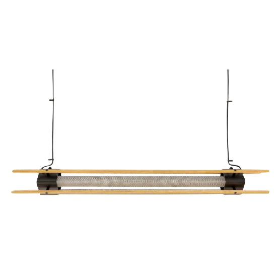 Bespoke Baltic Linear Suspension Lamp For Sale