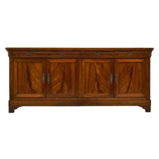 French Louis Philippe Period Buffet For Sale