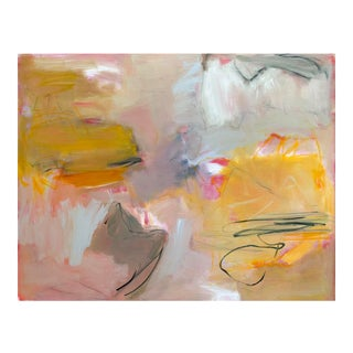 """""""Sirocco"""" by Trixie Pitts XL Abstract Expressionist Oil Painting For Sale"""